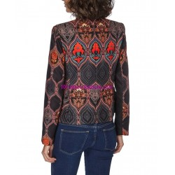 buy jacket ethnic label 101 IDEES 052CAS online