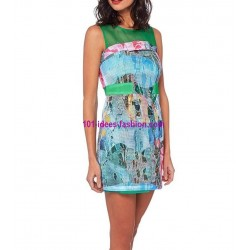tunic dress summer brand Dy Design DY 017VRA french fashion