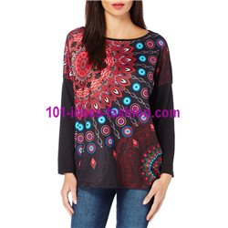 t-shirts tops chemises hiver marque 101 idees 275 in femme pas cher