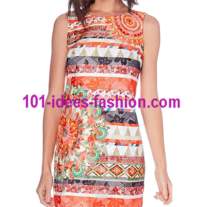 3b6833423c92 ... dress tunic lace summer ethnic 101 idées 1512Y Spring Summer 2018