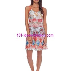 dress tunic lace summer ethnic 101 idées 386VRA