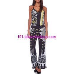 boho chic jumpsuits summer ethnic 101 idées 108VRA clothes for women