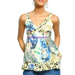 camiseta top verano marca 101 idees 040