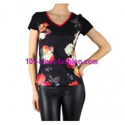 t shirt magliette top estive marca 101 idees 8427