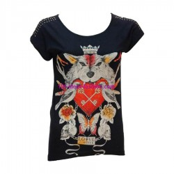 tshirt top summer brand 101 idees 8288pr spanish style