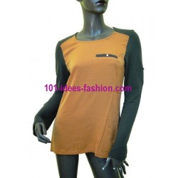 oberteile tops t shirt sommer marken Sophyline 9086or shop barcelona