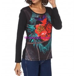 t-shirts tops blouses mid season brand 101 idees 117IN spanish style