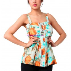 camiseta top verano marca 101 idees 3094b