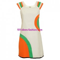 tunic dress summer brand Dy Design 1707BR french fashion