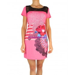 tunic dress summer brand 101 idées 895RO french fashion