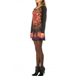 dresses tunics winter brand 101 idees 132 IN french fashion
