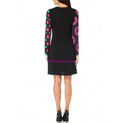 dress tunic print mid season 101 idées 412 french fashion