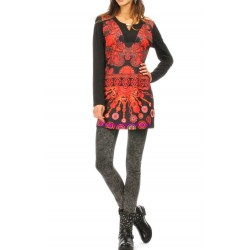 shop dresses tunics winter brand 101 idees 056 IN ethnic wear
