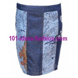 rock leggings shorts 101 idées 8304 afrikanische