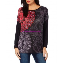 t-shirts tops chemises hiver marque 101 idees 276 IN boutique pas cher