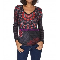 oberteile top mandalas winter 101 idées 249IN spanischer stil