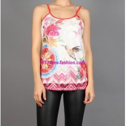 camiseta top 101 idees 351VRA