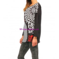 tops t shirt blusen hemden winter marken 101 idees 278 IN paris