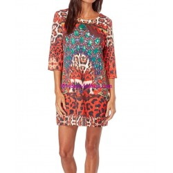 shop tunic dress summer brand Dy Design DY 083VRA outlet