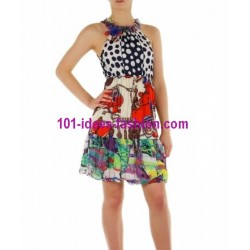 shop tunic dress summer brand 101 idees 8885 outlet