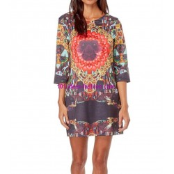 shop tunic dress summer brand Dy Design 097VRA outlet
