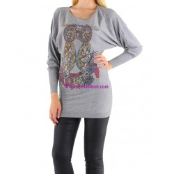 tops t shirt blusen hemden winter marken CHERRY 181CI shop barcelona