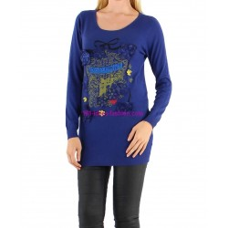 tops t shirt blusen hemden winter marken CHERRY 135AZ shop barcelona